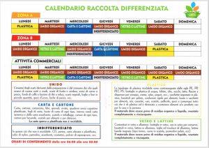 Raccolta Differenziata Palermo Calendario.Casteldaccia Al Via La Differenziata Istruzioni Per L Uso